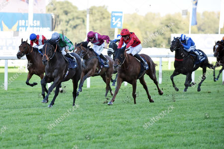 , Ascot, King of Change with Sean Levey up wins the Queen Elizabeth II Stakes at Ascot racecourse, GB.