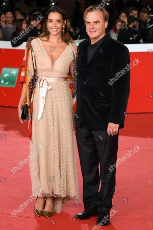 Rossana Redondo and Andrea Griminelli