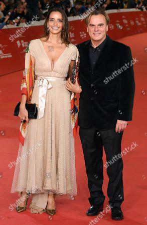 Stock Image of Rossana Redondo and Andrea Griminelli
