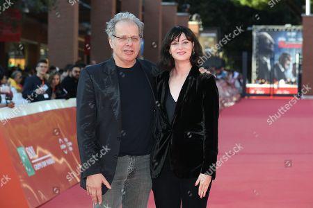 Editorial photo of 'Mystify: Michael Hutchence' film premiere, Rome Film Festival, Italy - 19 Oct 2019