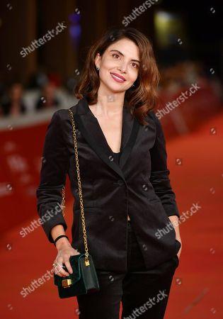 Editorial image of 'Downton Abbey' Premiere, Rome Film Festival, Italy - 19 Oct 2019