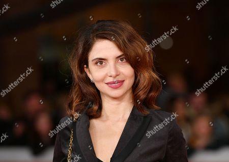 Stock Photo of Claudia Potenza