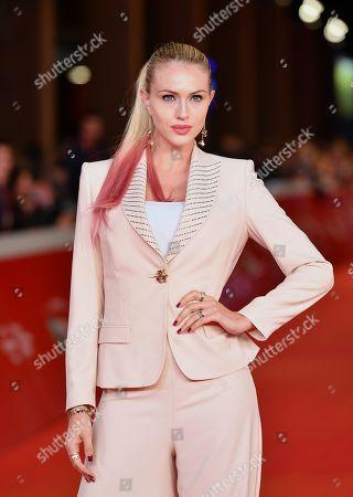 Editorial picture of 'Downton Abbey' Premiere, Rome Film Festival, Italy - 19 Oct 2019