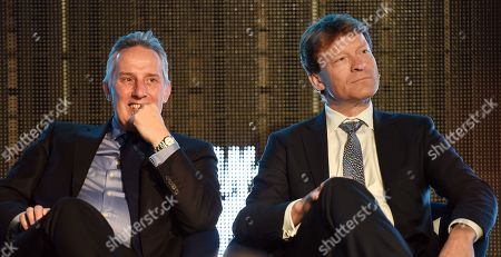 Stock Photo of Ian Paisley and Richard Tice