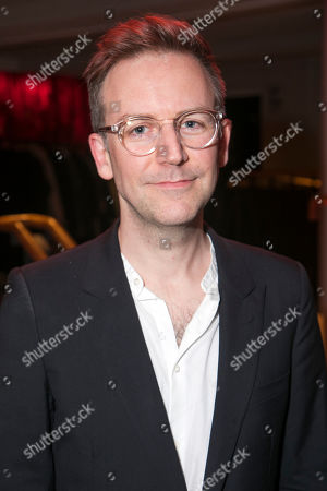 Duncan Macmillan, author