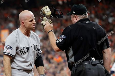 Editorial photo of ALCS Yankees Astros Baseball, Houston, USA - 19 Oct 2019