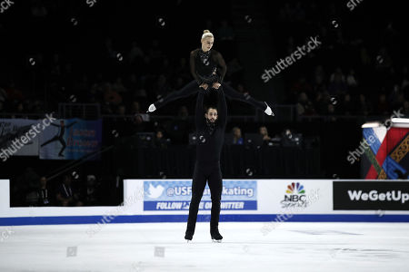 Editorial photo of 2019 Skate America in Las Vegas, USA - 19 Oct 2019