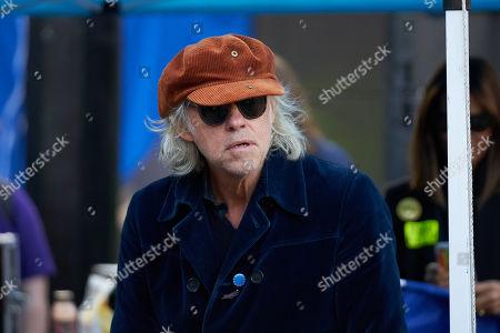 Stock Picture of Bob Geldof at