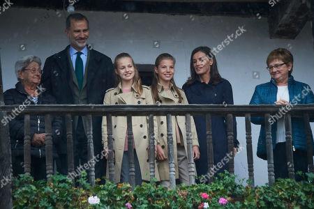 Editorial picture of Princess of Asturias Awards, Oviedo, Spain - 19 Oct 2019