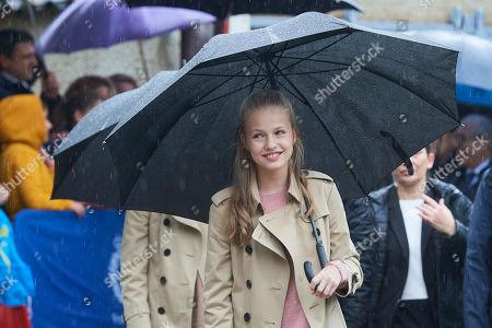 Crown Princess Leonor