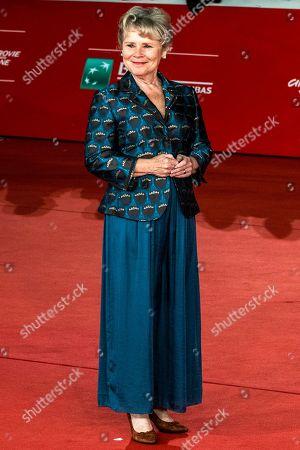 Editorial photo of 'Downton Abbey' film premiere, Arrivals, Rome Film Festival, Italy - 19 Oct 2019