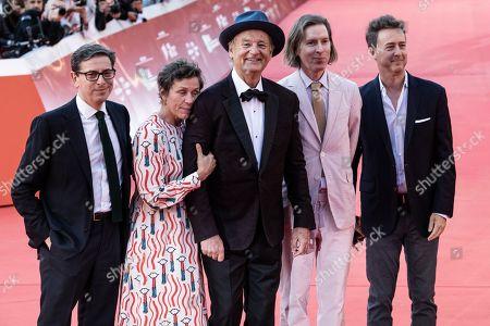 Editorial photo of Bill Murray Lifetime Achievement Award, Rome Film Festival, Italy - 19 Oct 2019