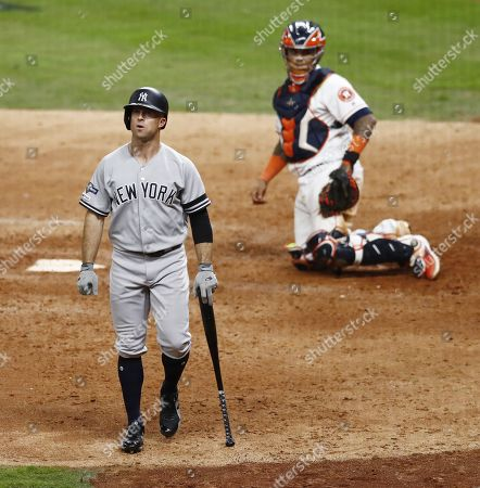 Editorial picture of New York Yankees at Houston Astros, USA - 19 Oct 2019