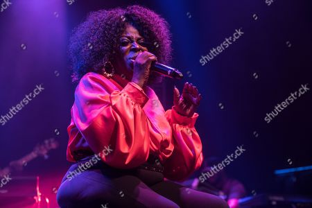 Stock Photo of Angie Stone