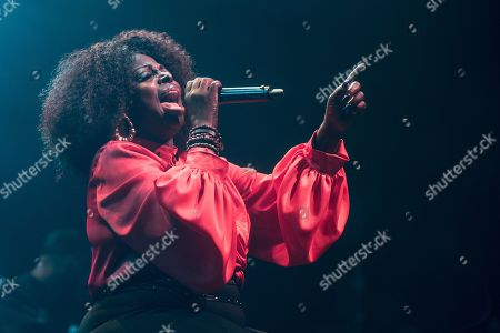 Stock Picture of Angie Stone