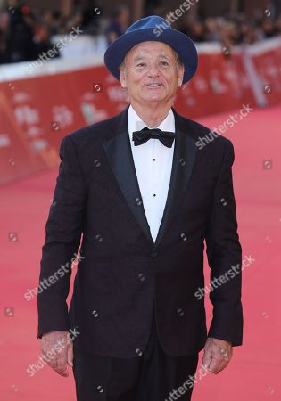 Editorial picture of Bill Murray Lifetime Achievement Award, Rome Film Festival, Italy - 19 Oct 2019