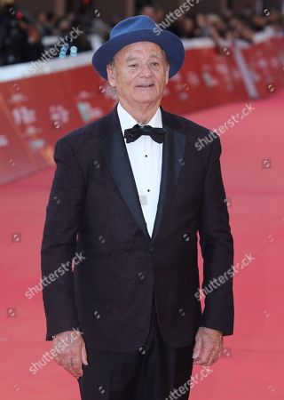 Editorial photo of Bill Murray Lifetime Achievement Award, Rome Film Festival, Italy - 19 Oct 2019