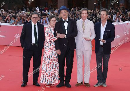 Editorial image of Bill Murray Lifetime Achievement Award, Rome Film Festival, Italy - 19 Oct 2019