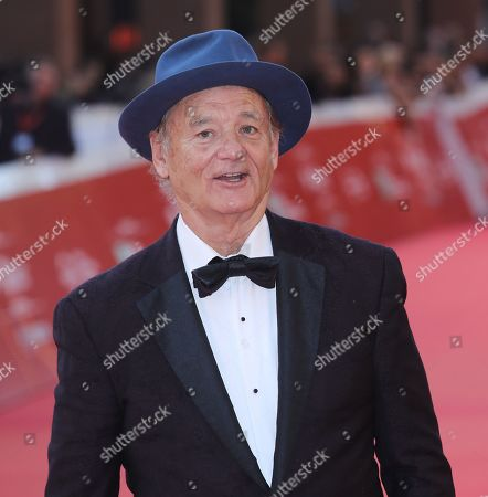Editorial image of Bill Murray Lifetime Achievement Award, Rome Film Festival, Italy - 19 Oct 2019