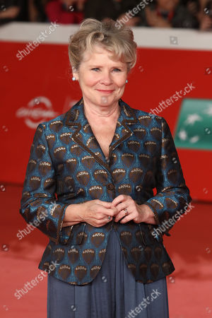 Editorial image of 'Downton Abbey' film premiere, Arrivals, Rome Film Festival, Italy - 19 Oct 2019