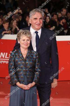 Editorial picture of 'Downton Abbey' film premiere, Arrivals, Rome Film Festival, Italy - 19 Oct 2019