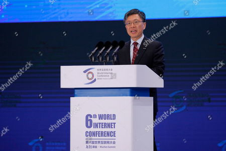 Editorial picture of World Internet Conference starts in China, Wuzhen - 20 Oct 2019