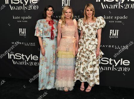 Kate Mulleavy, Kirsten Dunst and Laura Mulleavy
