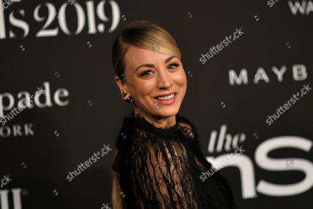 Editorial image of 5th Annual InStyle Awards, Arrivals, The Getty Museum, Los Angeles, USA - 21 Oct 2019
