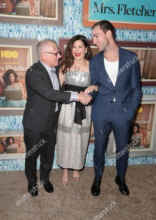 Editorial image of 'Mrs. Fletcher' TV show premiere, Arrivals, Avalon and Bardot, Los Angeles, USA - 21 Oct 2019
