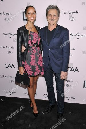 Cindy Cederlund, Lawrence Bender. Cindy Cederlund, left, and Lawrence Bender attend the 2019 L.A. Dance Project Annual Gala at Hauser & Wirth, in Los Angeles