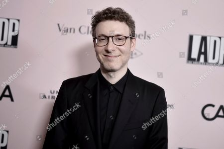 Nicholas Britell attends the 2019 L.A. Dance Project Annual Gala at Hauser & Wirth, in Los Angeles