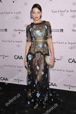 Stock Photo of Stephanie Corneliussen attends the 2019 L.A. Dance Project Annual Gala at Hauser & Wirth, in Los Angeles