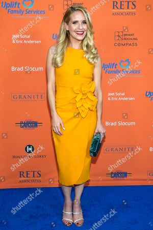 Editorial photo of Norma Jean Benefit Gala, Hollygrove Campus, Los Angeles, USA - 19 Oct 2019