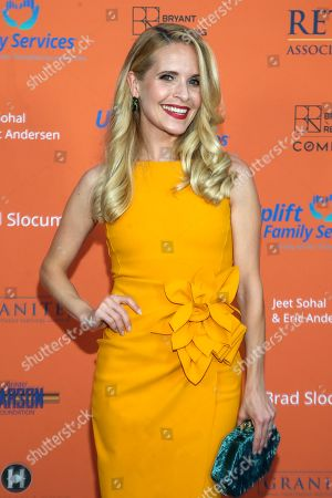 Editorial picture of Norma Jean Benefit Gala, Hollygrove Campus, Los Angeles, USA - 19 Oct 2019