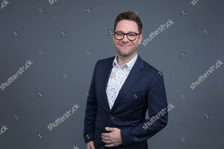Editorial image of Disney+ Launch Event Portrait Session, West Hollywood, USA - 19 Oct 2019