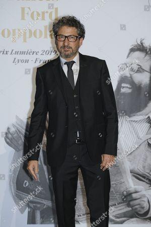 Editorial image of Prix Lumiere ceremony, Lumiere Film Festival, Lyon, France - 18 Oct 2019