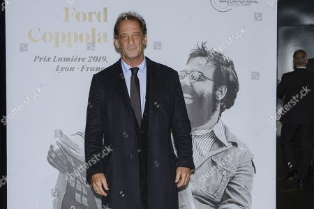 Stock Image of Vincent Lindon