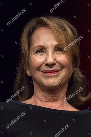 Stock Image of Nathalie Baye