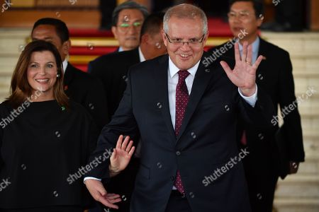 Editorial photo of Indonesia President Inauguration Ceremony in Jakarta, Indonesia - 20 Oct 2019