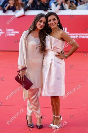 Maria Tilli and Serena Rossi