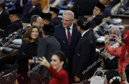 Editorial image of Joko Widodo President Inauguration, Jakarta, Indonesia - 20 Oct 2019