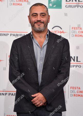 Guido Lombardi poses for 'Il ladro di giorni' at the 14th annual Rome Film Festival, in Rome, Italy, 20 October 2019. The film festival runs from 17 to 27 October.
