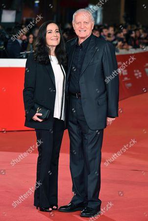Editorial photo of Rome Film Festival 2019, Italy - 20 Oct 2019