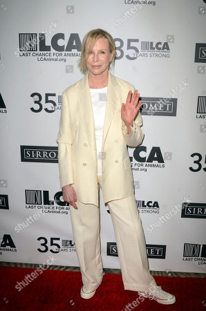 Editorial image of L.A. Dance Project Gala, Arrivals, Hauser and Wirth, Los Angeles, USA - 19 Oct 2019