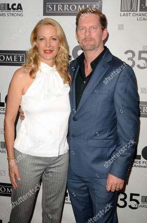 Stock Picture of Alison Eastwood and Stacy Poitras