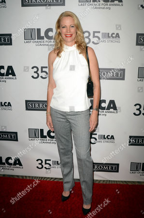 Stock Picture of Alison Eastwood
