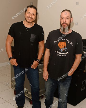 Stock Image of Jeff Scott Soto, Jason Bieler