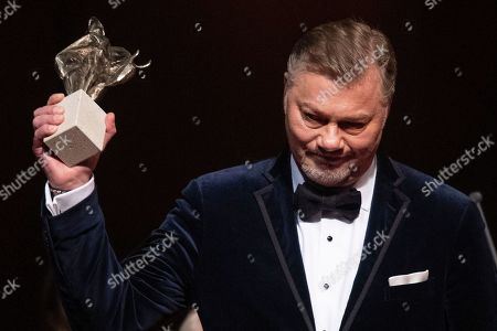 Editorial image of European Cultural Award in Vienna, Austria - 20 Oct 2019