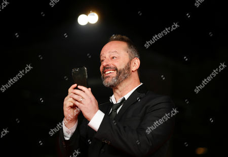 Gill Bellows. Actor Gil Bellows arrives on the red carpet for the screening of 'Drowning' at the Rome Film Fest in Rome