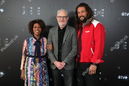 Editorial photo of Apple TV+ press day for 'See', Los Angeles, USA - 20 October 2019